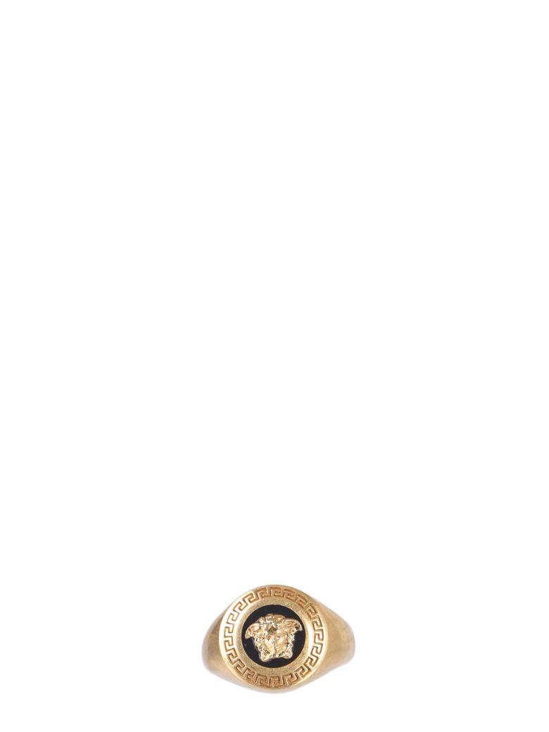Versace Medusa Ring - Gold