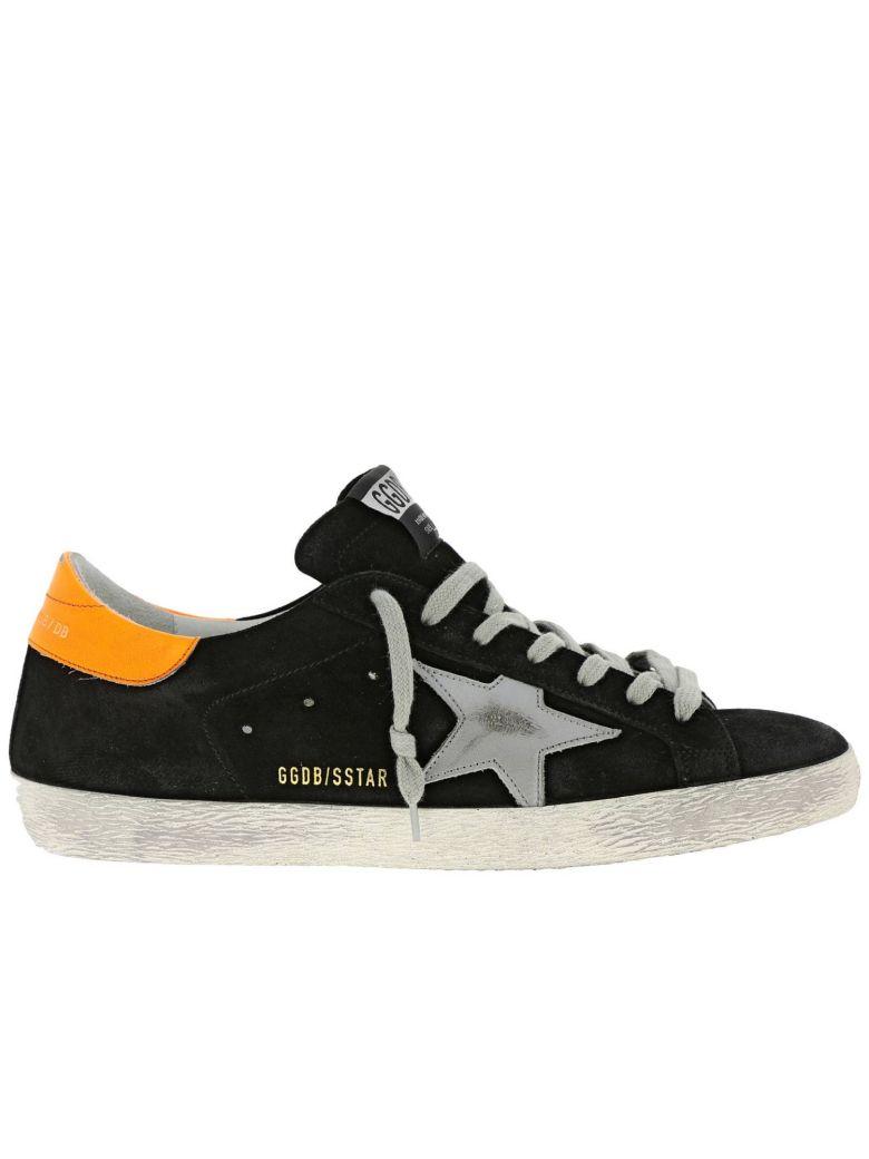 Golden Goose Sneakers Shoes Men Golden Goose - black
