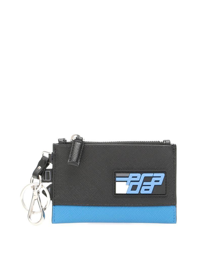 Prada Key Pouch - NERO MAREA (Black)