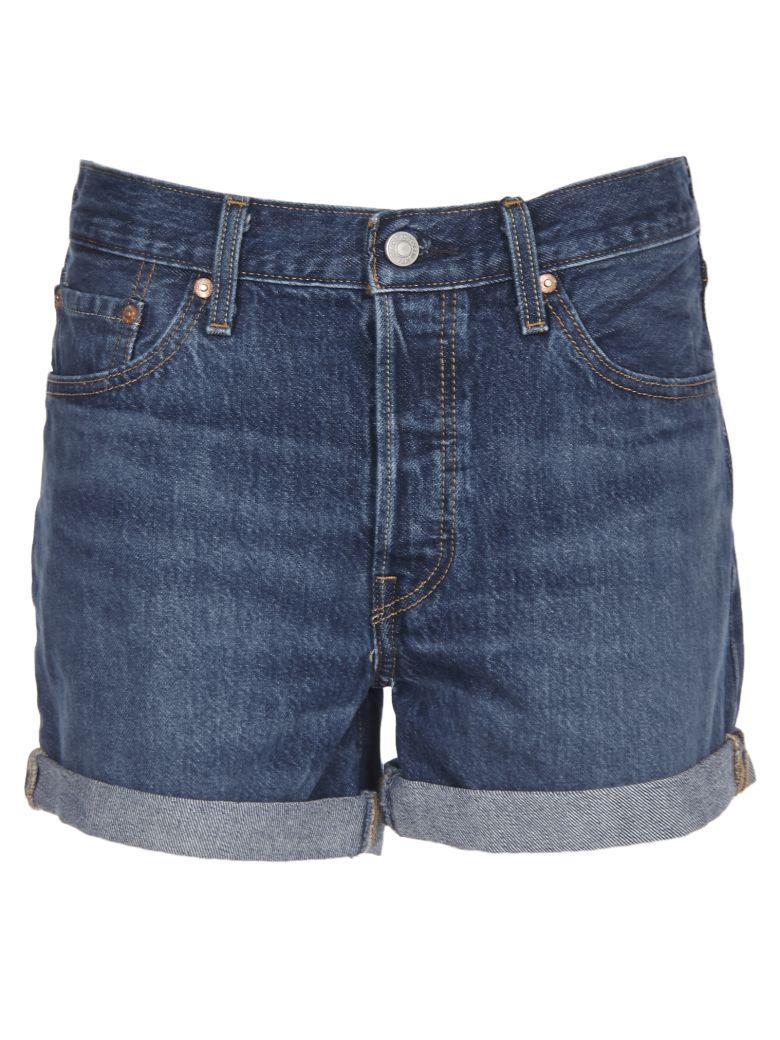 Levi's Classic Denim Shorts - Blu