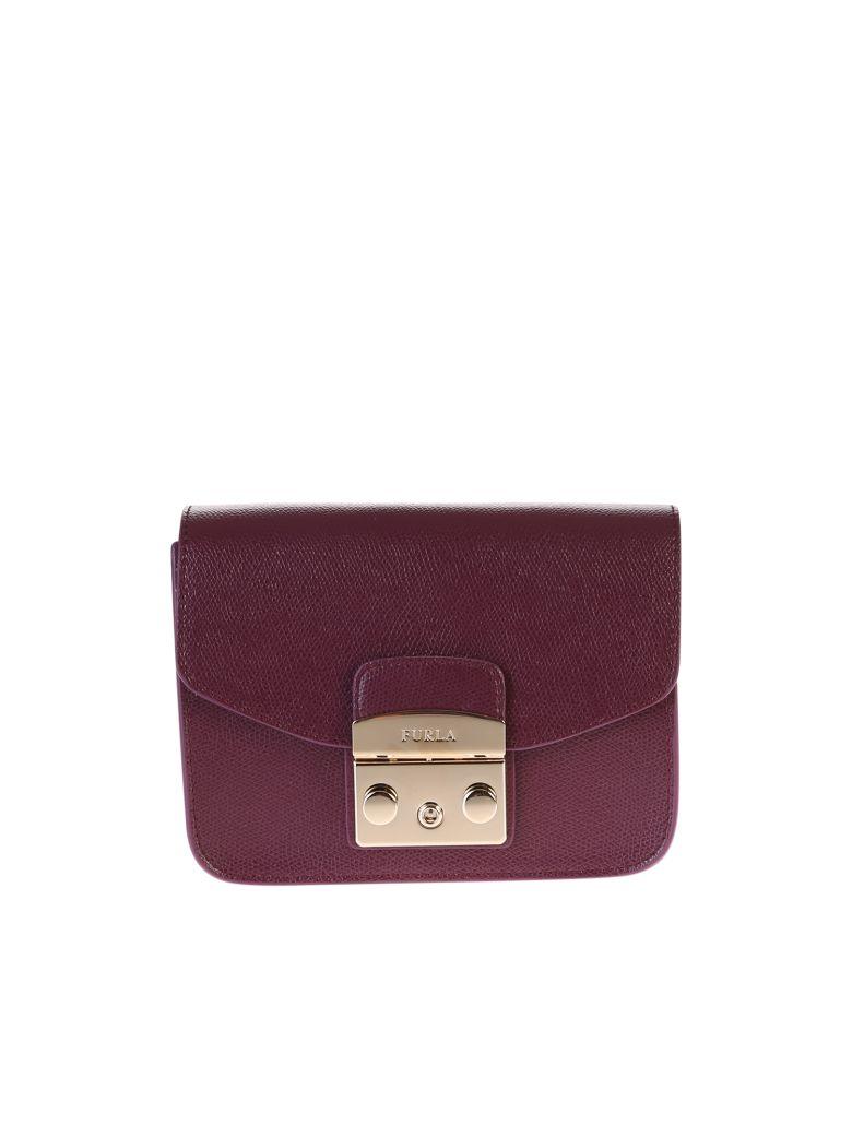 Furla Metropolis Mini Bag - Purple