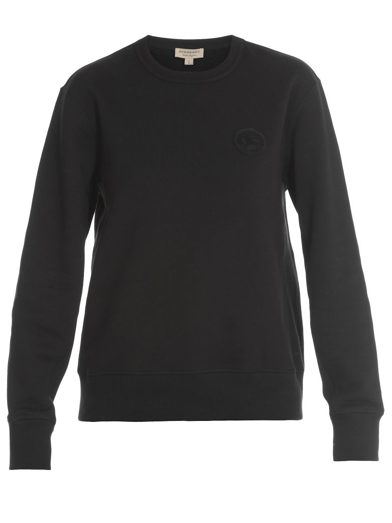 Burberry Jayford Sweatshirt - BLACK
