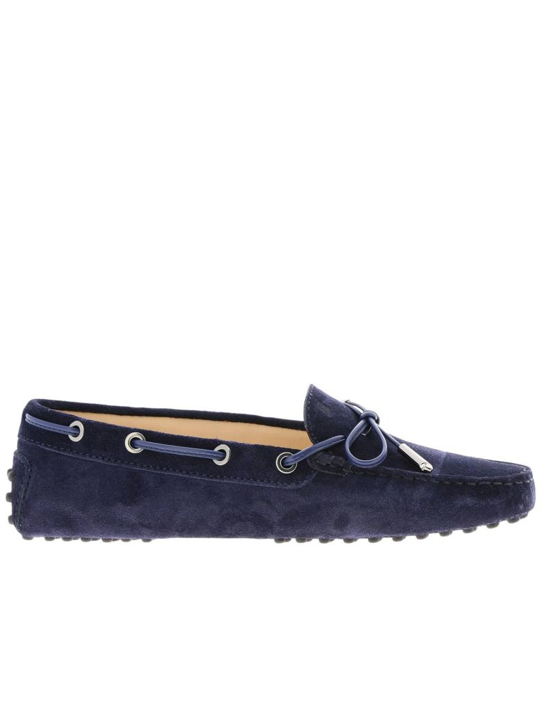 Tod's Loafers Shoes Women Tod's - blue