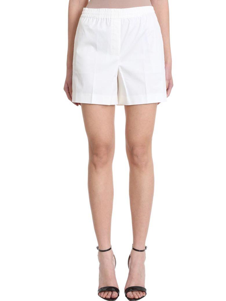 Theory Easy Shorts - white