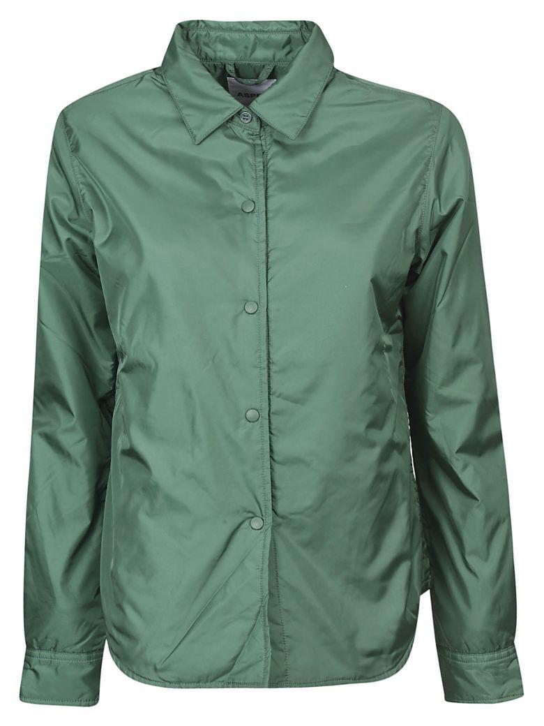 Aspesi Slim-fit Shirt - Green