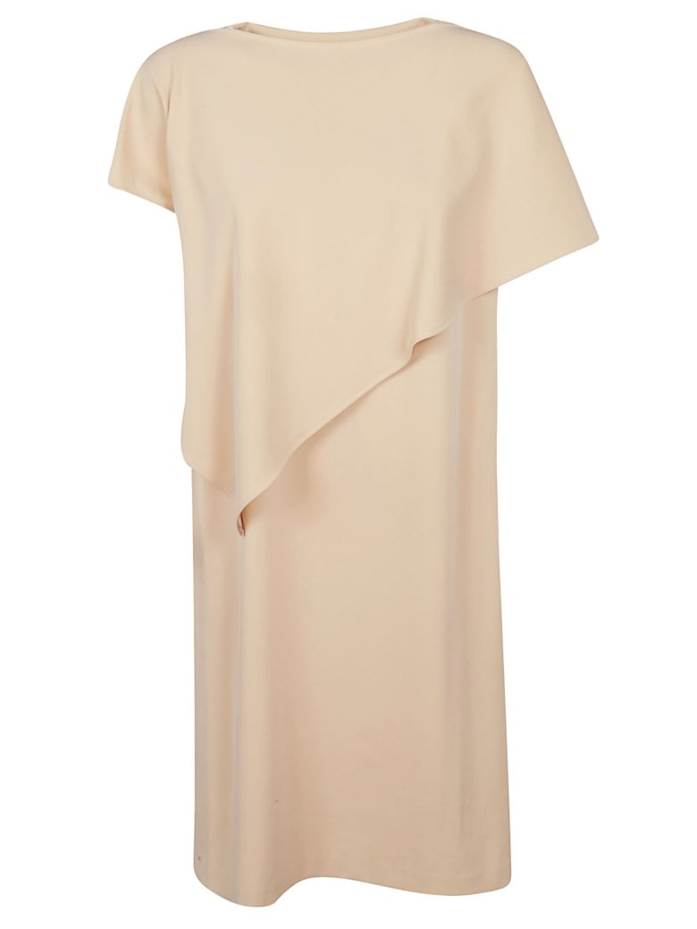 Etro Asymmetric Detail Dress - Basic