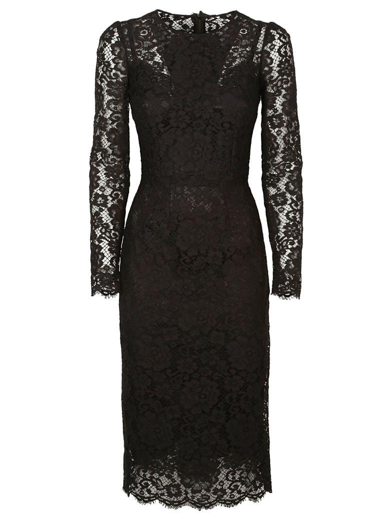 Dolce & Gabbana Dolce E Gabbana Dress - Nero