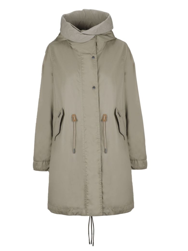 Woolrich Hooded Parka Coat - Basic