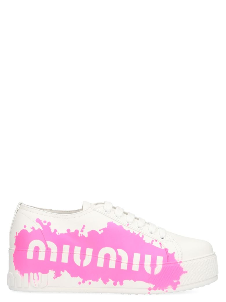 Miu Miu Shoes - White