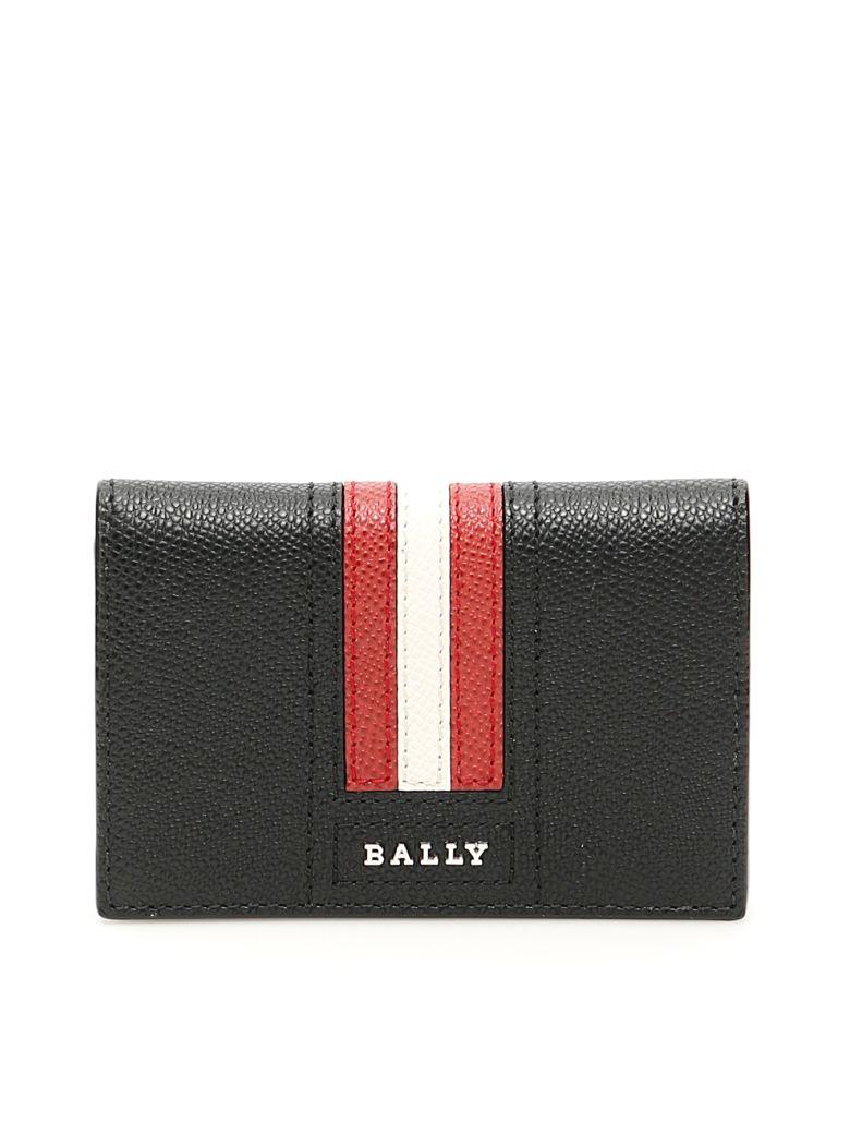 Bally Tyke Cardholder - BLACK (Black)