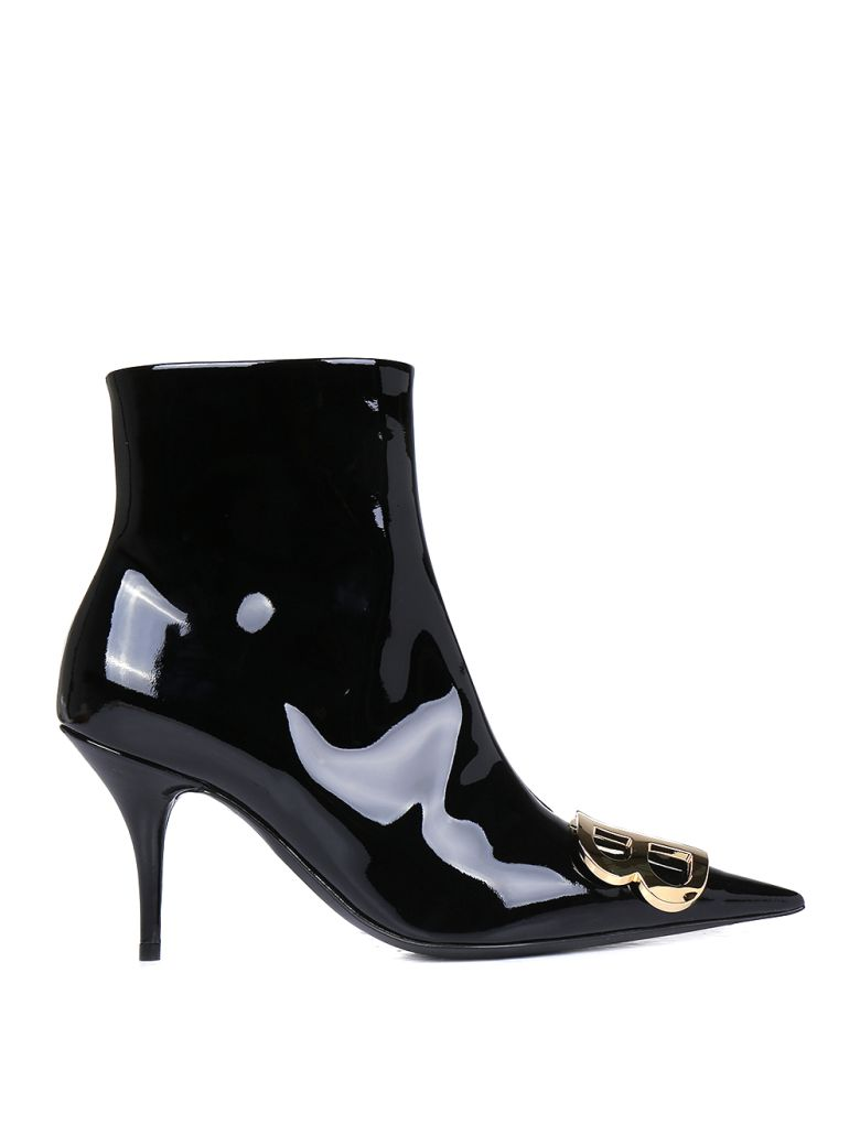 Balenciaga - Balenciaga Boots - Noir