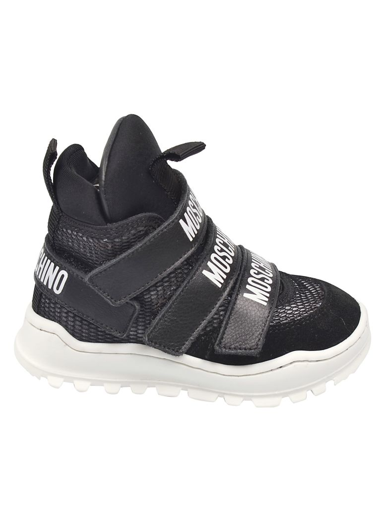 Moschino Moschino Logo Print Sneakers