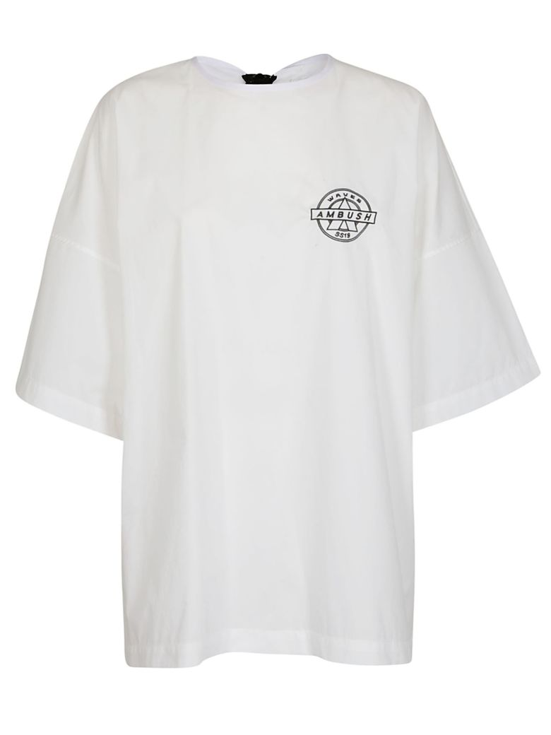 AMBUSH Chest Logo T-shirt - White