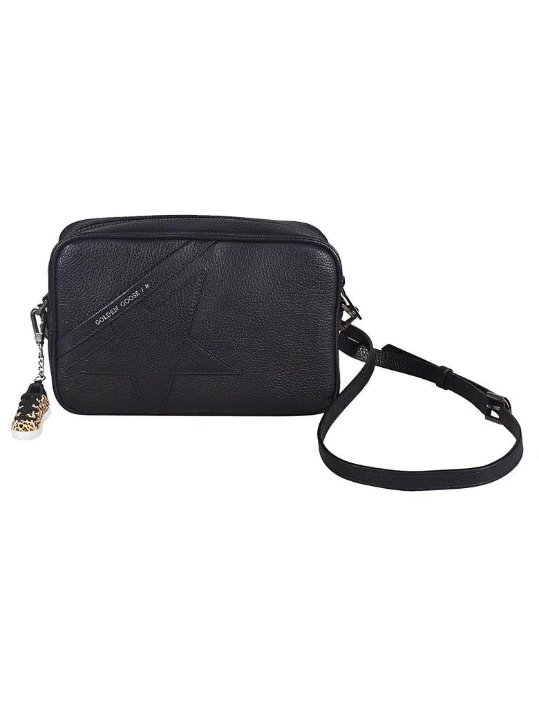 Golden Goose Star Camera Bag - Black
