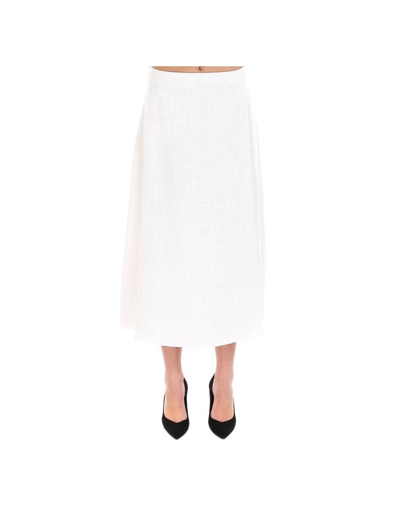 Theory Volume Skirt - White