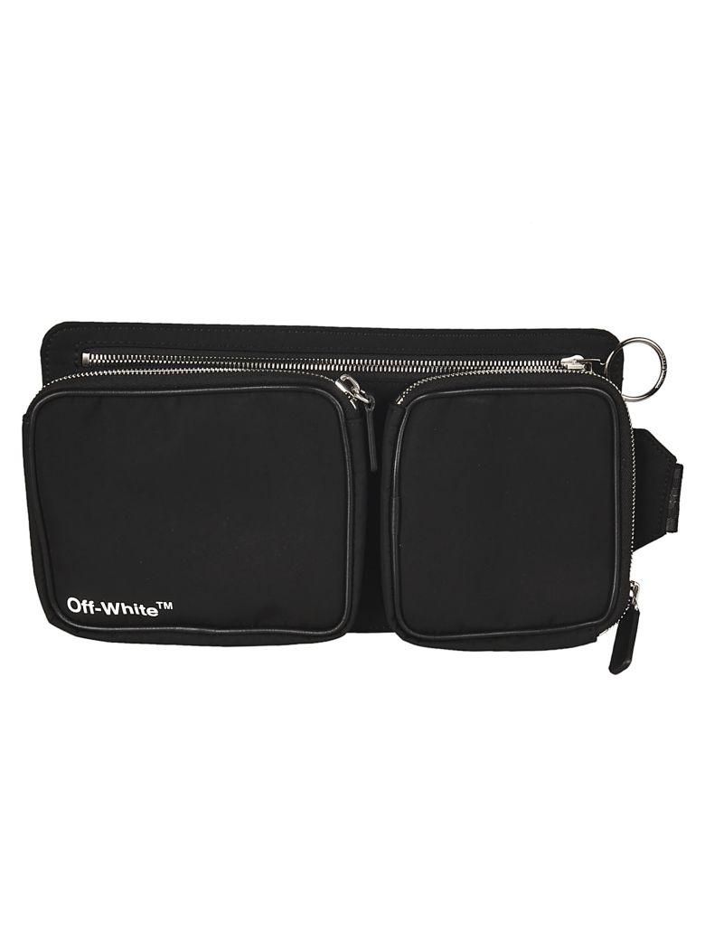Off-White Pocket Shoulder Bag - Nero