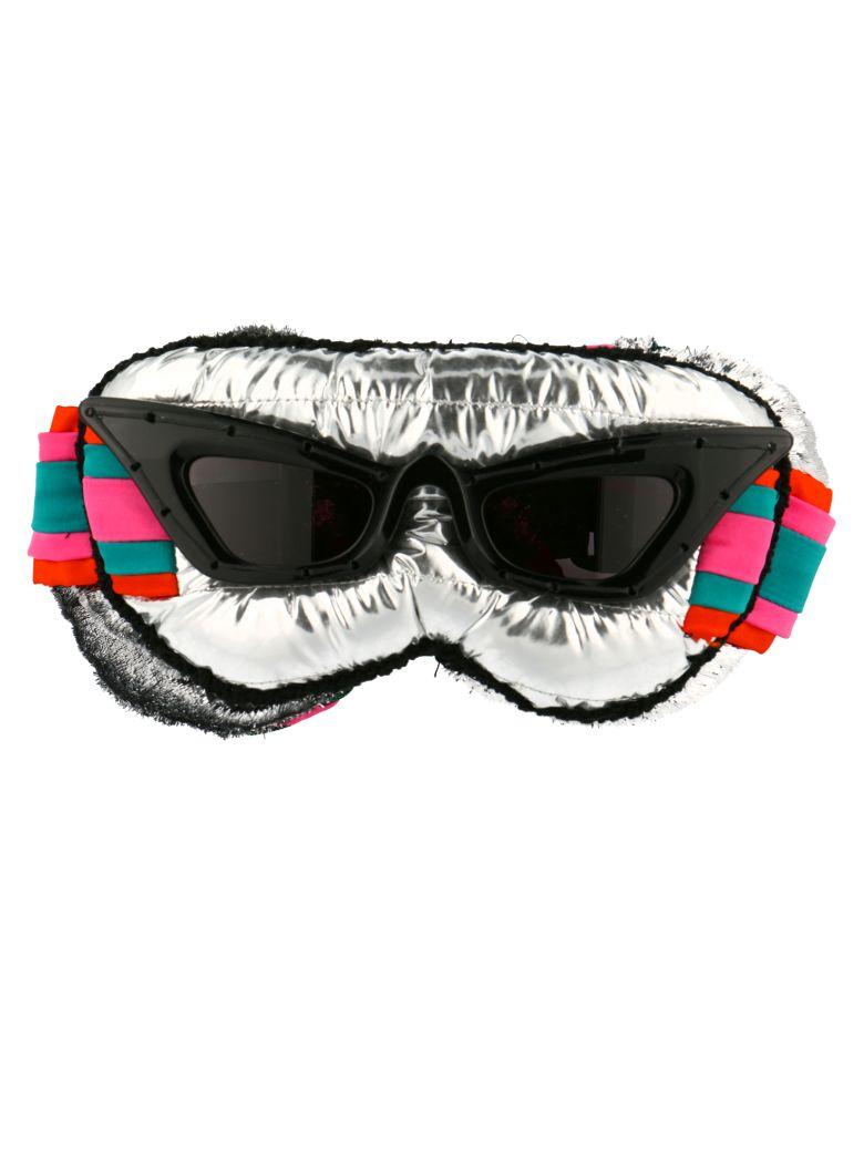 Kuboraum Sunglasses - Black