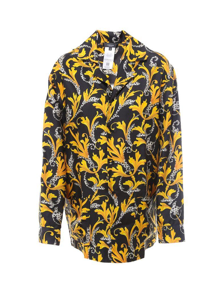 Versace Shirt - Yellow