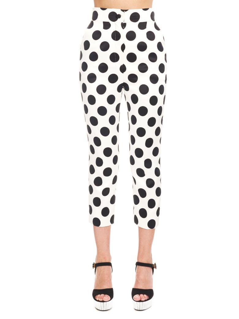 Dolce & Gabbana Pants - Black&White