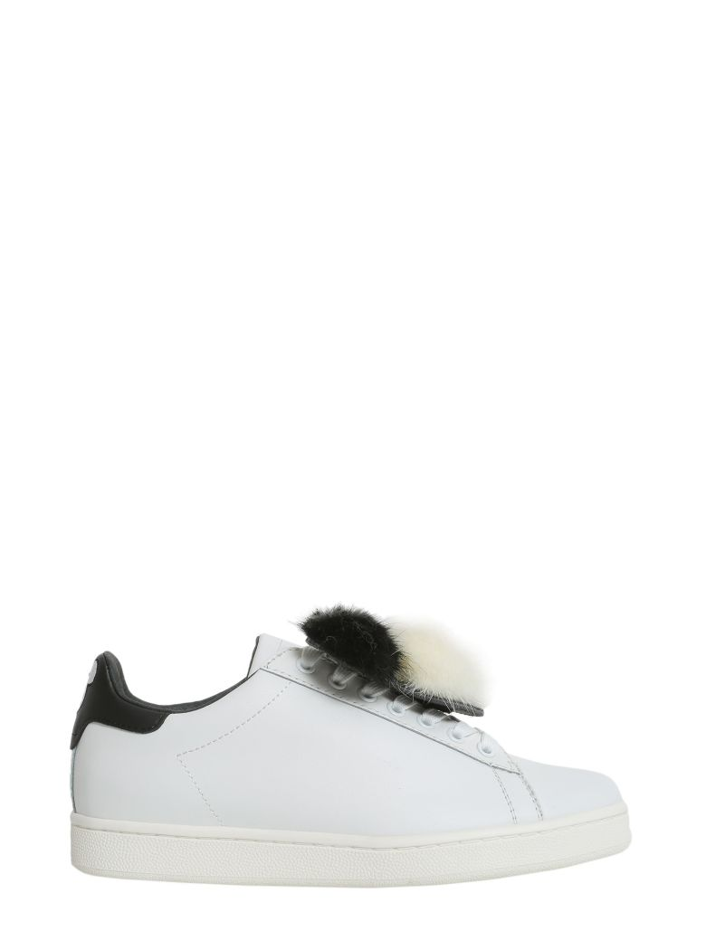 M.O.A. master of arts Mickey Mouse Sneakers - White