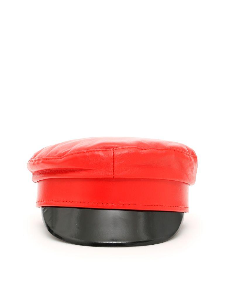 Ruslan Baginskiy Baker Boy Hat - RED|Rosso