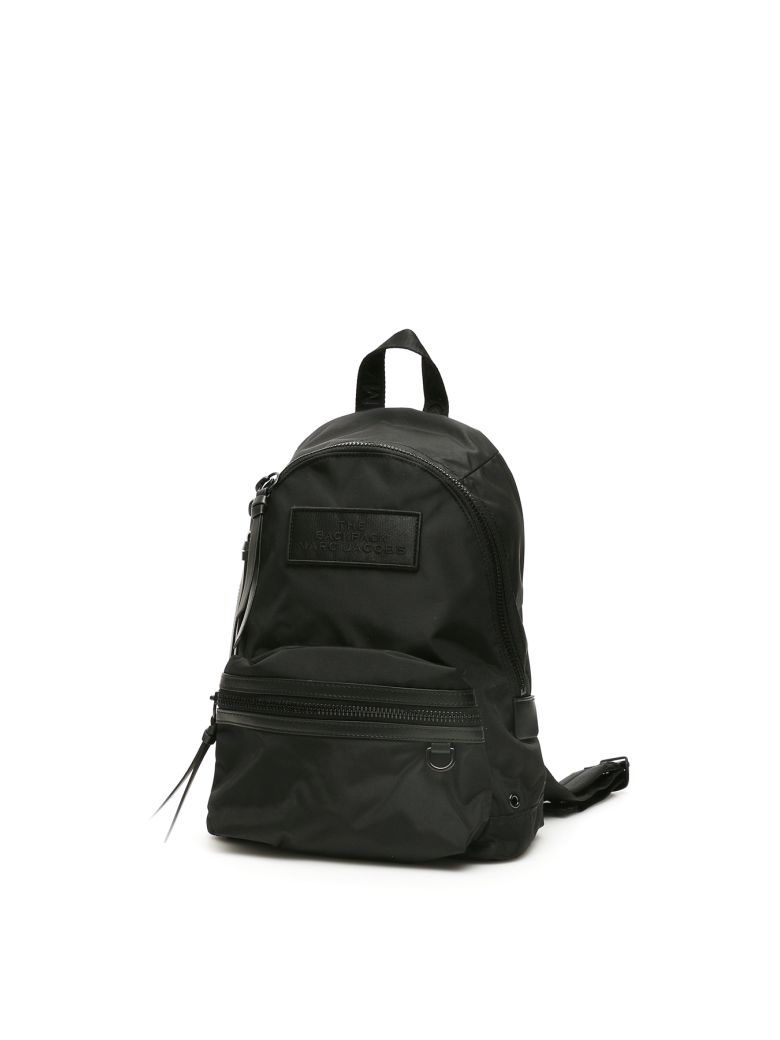 Marc Jacobs Medium Backpack - BLACK (Black)