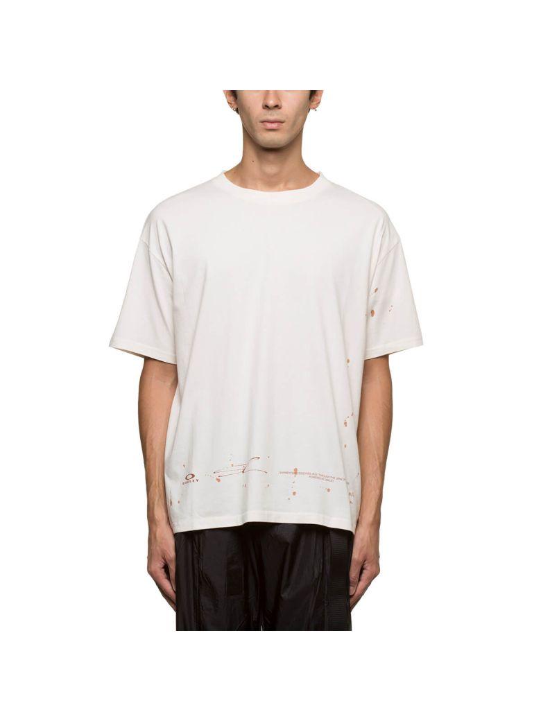 Oakley Macro Dots T-shirt - White