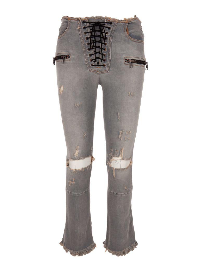 Ben Taverniti Unravel Project Ben Taverniti Jeans - Grey