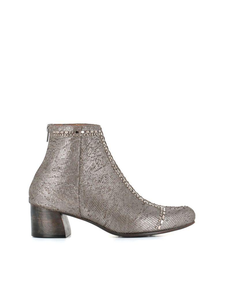 """Calleen Cordero Boots """"blaze"""" - Silver"""