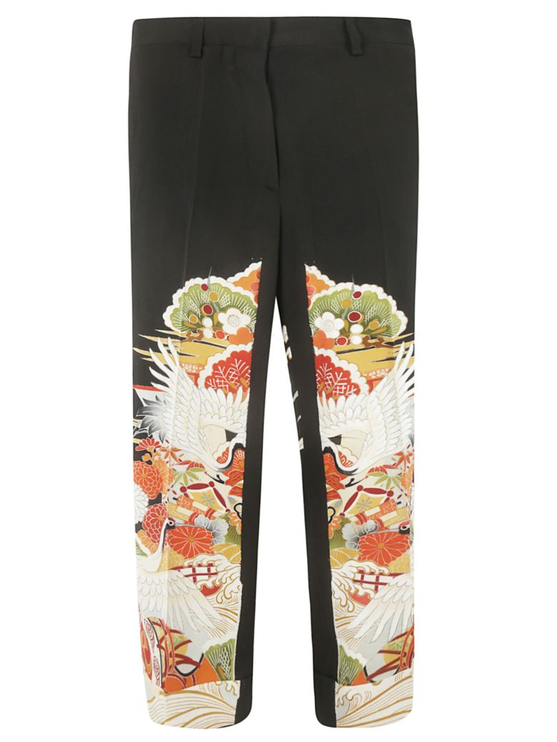 Ibrigu Printed Trousers - Fantasy1