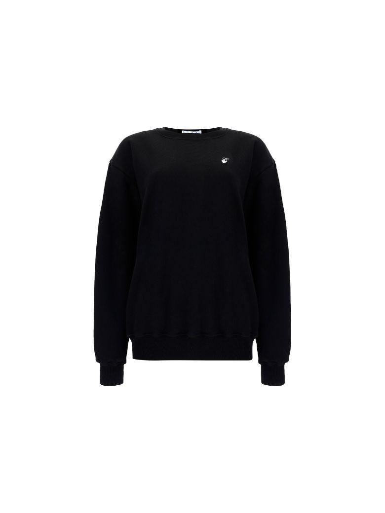 Off-White Sweatshirt - Black gree
