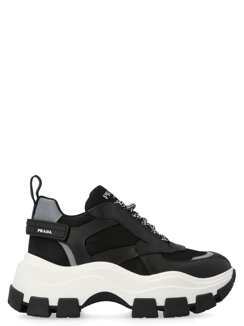 Prada 'pegasus' Shoes - Black