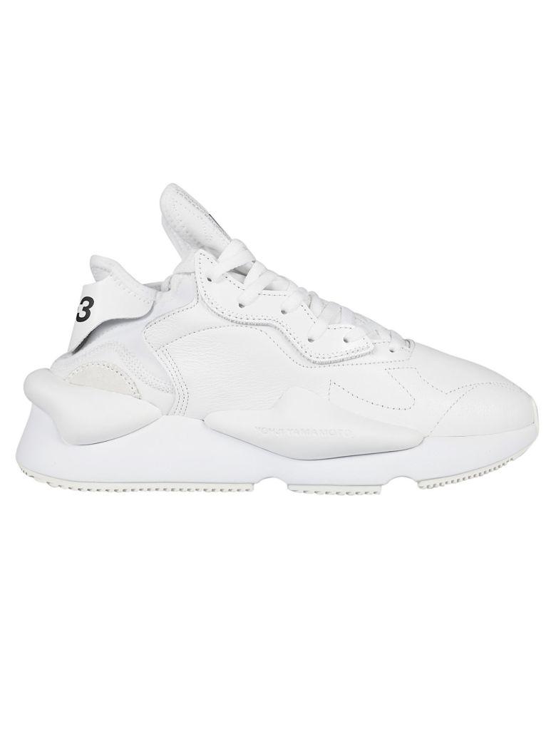 Y-3 Kaiwa Sneakers - White