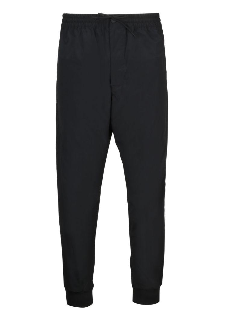 Y-3 Slim Fit Track Pants - Black