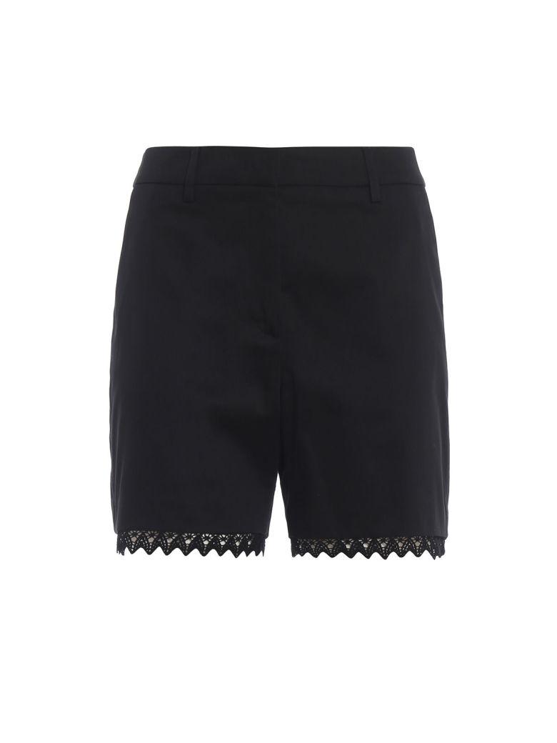 Blumarine Lace Shorts - Black
