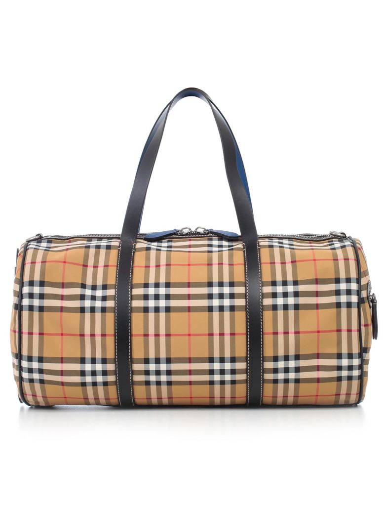 Burberry M Kennedy Holdall - Antique Yellow