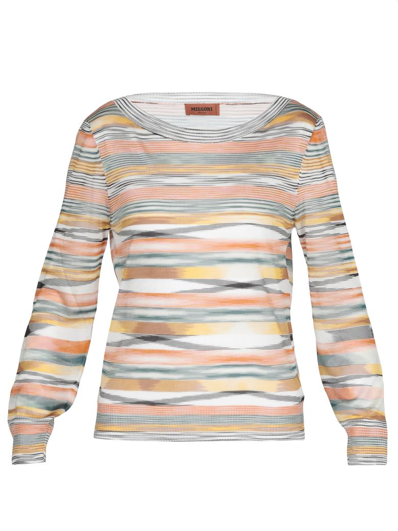 Missoni Sheer Sweater - Basic