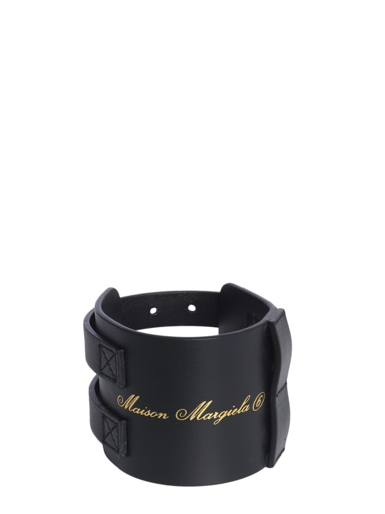 MM6 Maison Margiela Band Bracelet - NERO