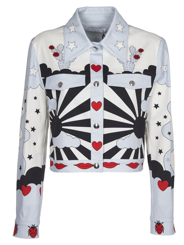 Vivetta Printed Jacket - Multicolor