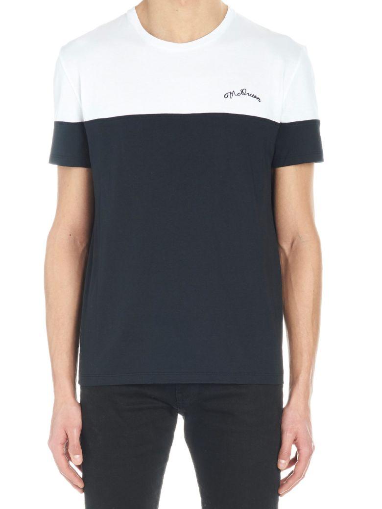 Alexander McQueen T-shirt - Black&White