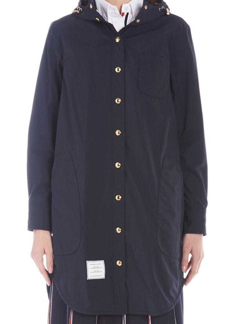 Thom Browne 'thom Icon' Jacket - Blue