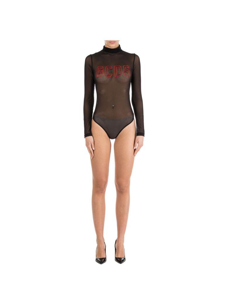 GCDS  Bodysuit Body - Nero