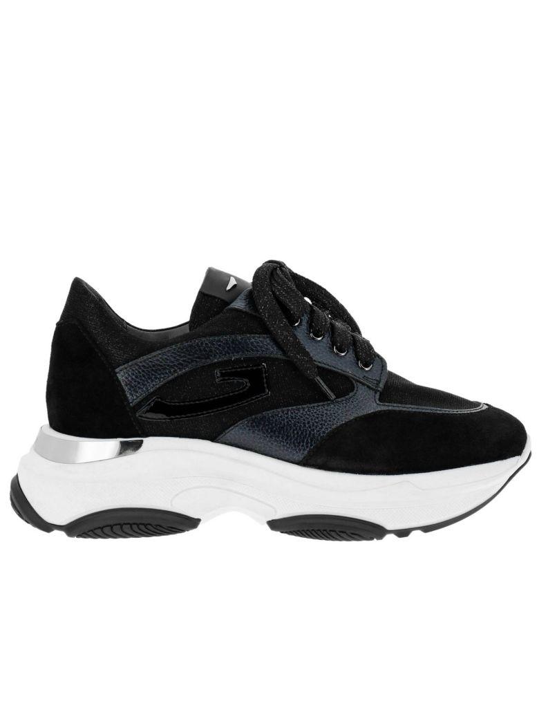 Alberto Guardiani Guardiani Sneakers Shoes Women Guardiani - black