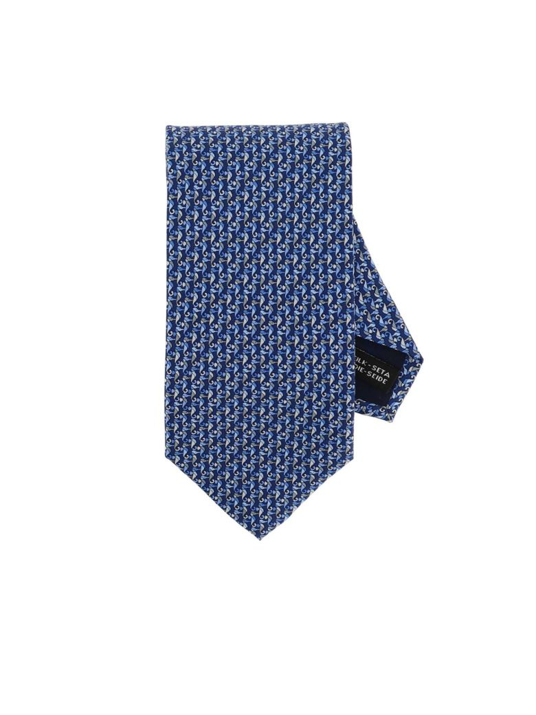 Salvatore Ferragamo Tie Tie Men Salvatore Ferragamo - navy