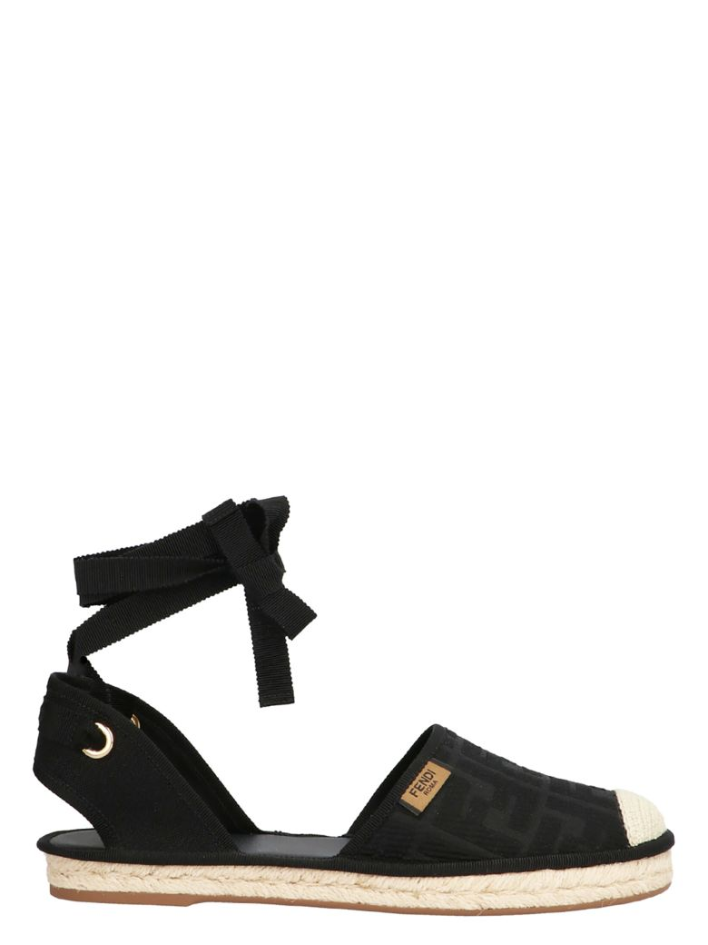 Fendi 'fendi Roam' Shoes - Black