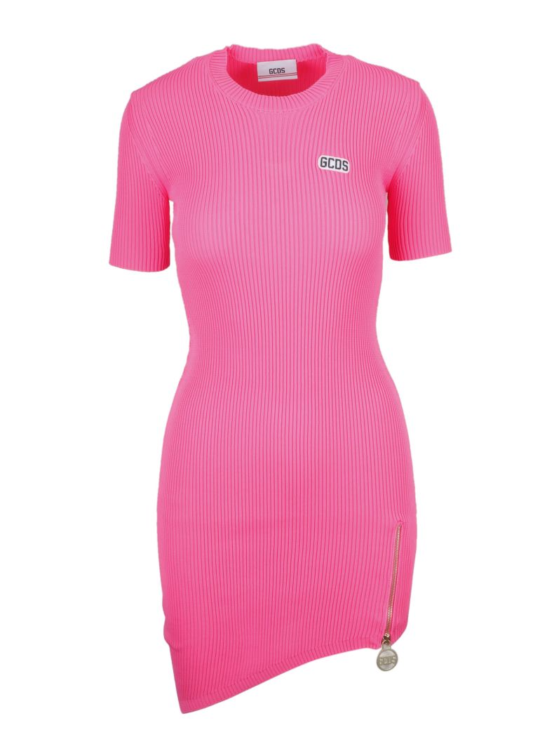 GCDS Dress - Pink