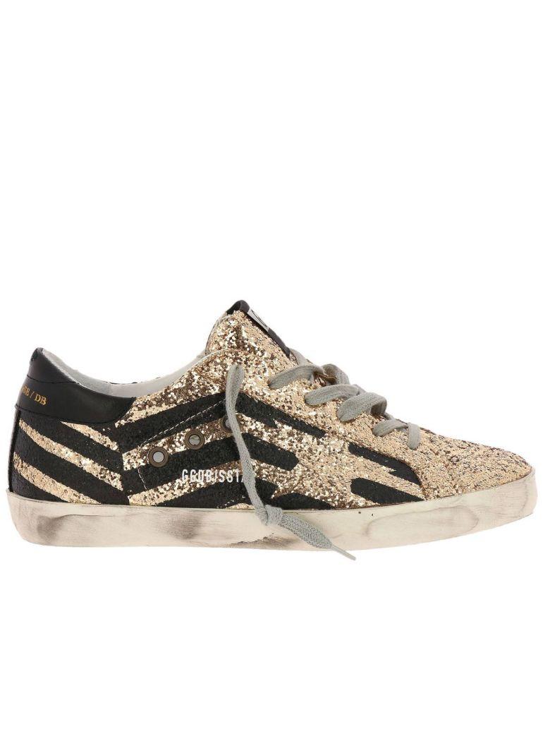 Golden Goose Sneakers Shoes Women Golden Goose - gold