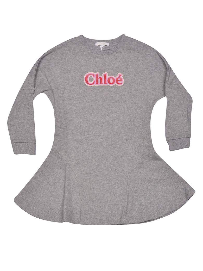 Chloé LOGO DRESS