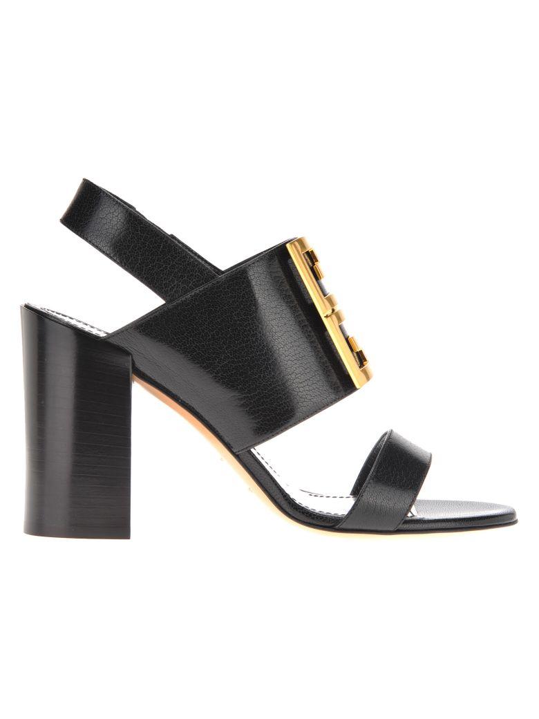 Givenchy Sandalo 4 G - Black