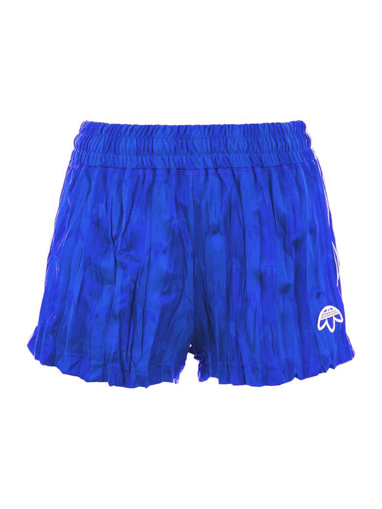 Adidas Originals by Alexander Wang Aw Shorts - POBLUE WHITE (Blue)